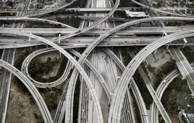 Система управления транспортными потоками
